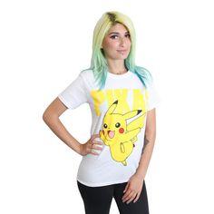 Pikachu Pokémon Tee