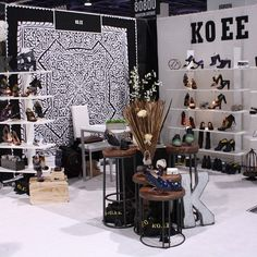 Visit us at #fnplatform #magic Booth 80416 #Koeeshoes