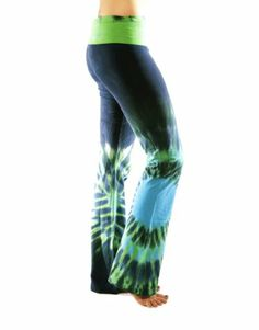 Shining Shakti Boundless Tie-Dye Yoga Pants