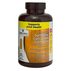 Members Mark High Absorption Turmeric Curcumin Complex with Standardized Extract Capsules 500mg 3 bottles 750 capsules; *** See this great product. (This is an affiliate link)