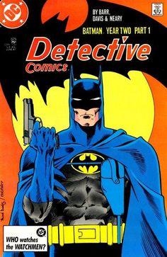 Batman Year Two Issue 1, art by Alan Davis