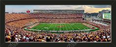 One small University of Minnesota stadium panoramic, framed to 27 x 9.5 inches.  $69.99 @ ArtandMore.com