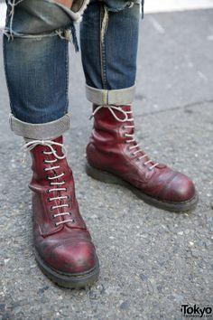 Steel toe docs