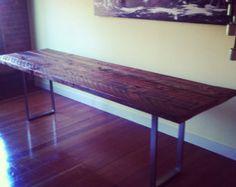 reclaimed bridge planks | Popular items for reclaimed wood planks on Etsy