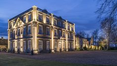 Guests will have exclusive use of the regal home, which was built in 1710…