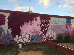 Adam Schrimmer - GCCA Instructor for Adult  Murals: Creating Public Art