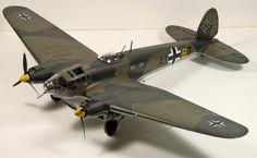 Blitz Bomber - Monograms 1/48 He-111