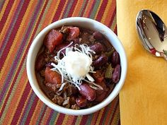 Chili, Chili recipes and Recipe on Pinterest