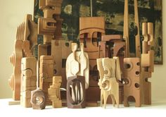 Gary Howard of DAD design speaks to us about his collection of Brian Willsher sculptures.