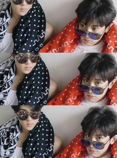 [Official CeCi TV] EXO Chanyeol&Sehun_August 2015 Cover Story