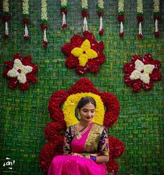 Wedding rustic photobooth beautiful ideas for 2019 Diy Wedding Backdrop, Wedding Stage Decorations, Wedding Mandap, Bridal Shower Decorations, Flower Decorations, Housewarming Decorations, Leaf Decoration, Marriage Decoration, Engagement Decorations