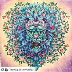 Leao Mais Que Perfeito By Hulyasenhelvacilar Florestaencantada Enchantedforest Johannabasford