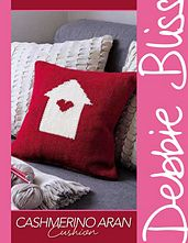 Ravelry: Home is where the heart is pattern by Debbie Bliss