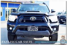 2013 Toyota Tacoma SR5 / TRD Sport Pkg / Double Cab / AutoStart / Navigation / JBL ANCHORAGE, Alaska | PAYLESS CAR SALES