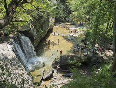 6. Kilgore Falls (Pylesville)
