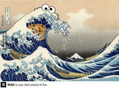 Sea is for cookie