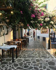 Plaka-Milos island-Greece
