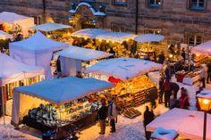 2016-12-04 Internationaler Weihnachtstöpfermarkt im Schloss Thurnau - krencky24.de