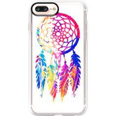 iPhone 7 Plus/7/6 Plus/6/5/5s/5c Case - Hipster Neon Dreamcatcher Cute Rainbow