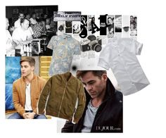 """Jay"" by wearthis-1 on Polyvore featuring Ralph Lauren, JanSport, men's fashion and menswear"