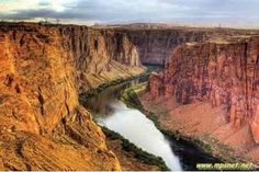 A beleza frágil de Glen Canyon, Veja em detalhes no site http://www.mpsnet.net/portal/Lugares/Lugar006.htm #cursos via @mpsnet