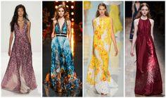 maxi dresses spring-summer 2015