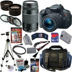 #c0nt1GO Canon EOS Rebel T5i : $17,721MXN - http://www.c0nt1go.com.mx/c0nt1go-canon-eos-rebel-t5i-17721mxn/