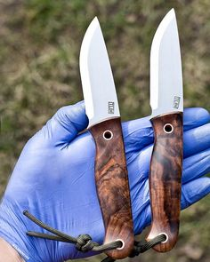 """1,277 Likes, 36 Comments - Tlim Knives (@tlimknives) on Instagram: """"1 or 2 Choose what you like"""""""