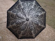 Ravelry: 8739210's lace umbrella