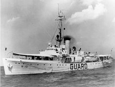 """The U.S. Coast Guard in the Korean War A photo of the cutter Tahoma. The USCGC Tahoma on """"guard"""" station at the ..."""