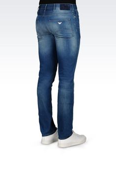Armani Jeans Men, Cotton - Armani.com