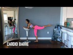 Cardio Barre Workout - Betty Rocker