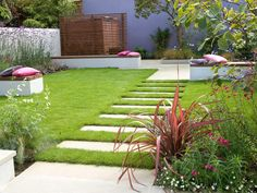 Contemporary Path : Landscaping : Garden Galleries : HGTV - Home & Garden Television
