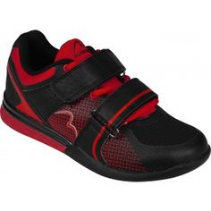 More Mile Super Lift 3 CrossFit   Weightlifting Shoes - Red Front 77801d0a2