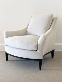Theo Velvet Chair // www.summerhousestyle.com