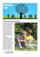 2014 Series: Using technology for good | CFLRI - ICRCP