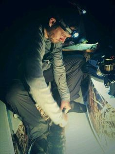 Paul tagging a gator!