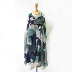Floral Lily Scarf
