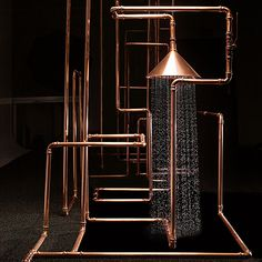 Hansgrohe, Axor WaterDream, Front's interpretation of the shower of tomorrow.