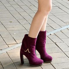 Buy '59th Street – High Heel Boots' with Free International Shipping at YesStyle.com. Browse and shop for thousands of Asian fashion items from Hong Kong and more!