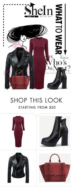"""""""SheIn 9/IV"""" by amina-haskic ❤ liked on Polyvore"""