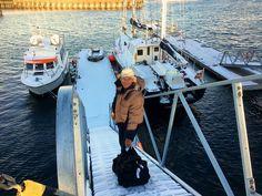 ScanVoile: Carnet de Bord / Philippe Poupon, Geraldine Danon et leur Fleur Australe sont repartis, cap sur l'Islande