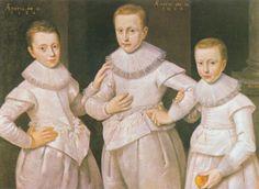 Ardkinglas Campbell brothers, Ian, James & Patrick