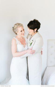 Mother and Bride photo! Photography: Louise Vorster Photography | Wedding Venue: Netherwood Wedding Venue | Bride Dress & Bridesmaid Dresses: Casey Jeanne Couture | Hair: Juane' Crous | Make-up: Lorainne van der Nest |