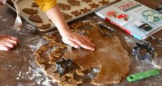 Best gingerbread dough recipe and great tips. Definitely going to try this one Gingerbread Dough, Gingerbread Cookies, Christmas Cookies, Cookie Decorating Party, Christmas Tunes, Christmas Crafts, Gingerbread Decorations, Marshmallow Cream, Royal Icing
