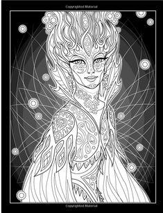 AmazonSmile: The Lumina Chronicles: A Fantasy Coloring Experience (9781523739462): Cristina McAllister: Books