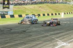 The Ultimate Speed Challenge: F1, V8, GT3, WRC, Superbike and Royal Purple Oil Star - Garth Walden in the Tilton World Time Attack Car hit the track at Top Gear Festival Sydney