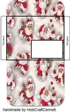 printable envelopes,envelopes,printable,handmade Christmas Envelopes, Christmas Stationery, Christmas Gift Box, Snoopy Christmas, Christmas Crafts, Handmade Christmas, Diy Envelope, Envelope Design, Envelope Templates