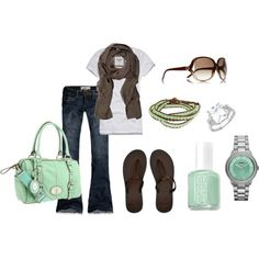 Seafoam, created by cotrone on Polyvore