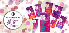 essence show your feet – il nuovo look ~ Diemme makeup